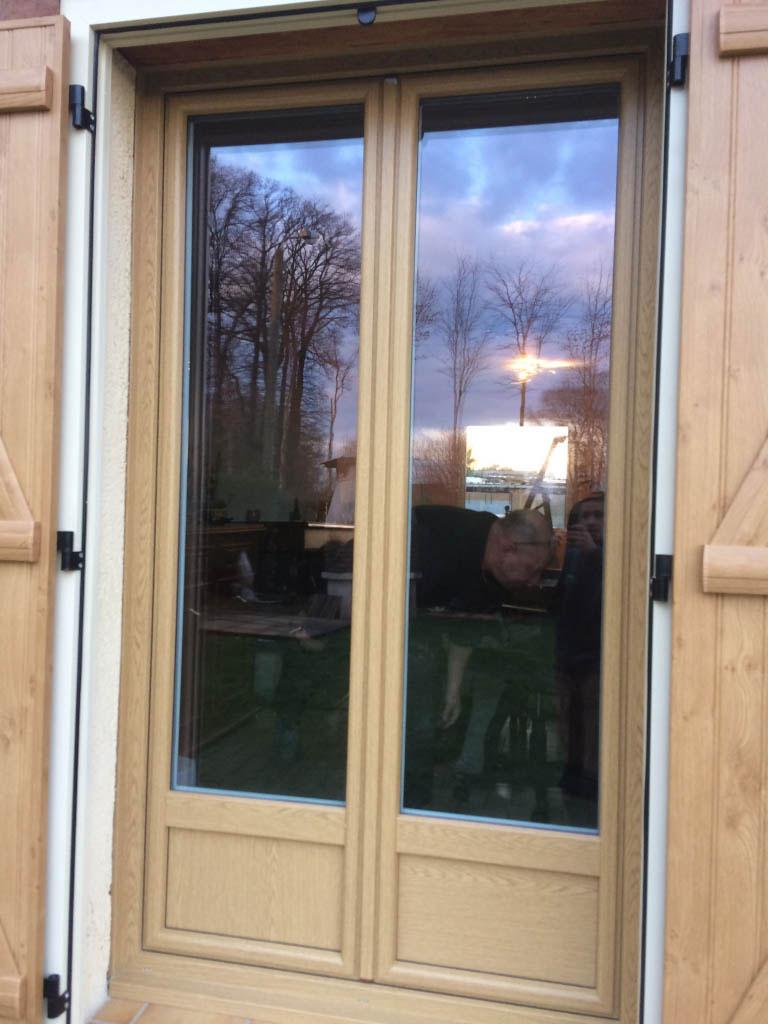 Pose de fenêtres en Pvc Winchester