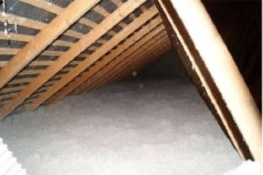 Isolation de combles perdus par soufflage , artisan Rge et Reno expert , secteur Yerville / Pavilly , 76