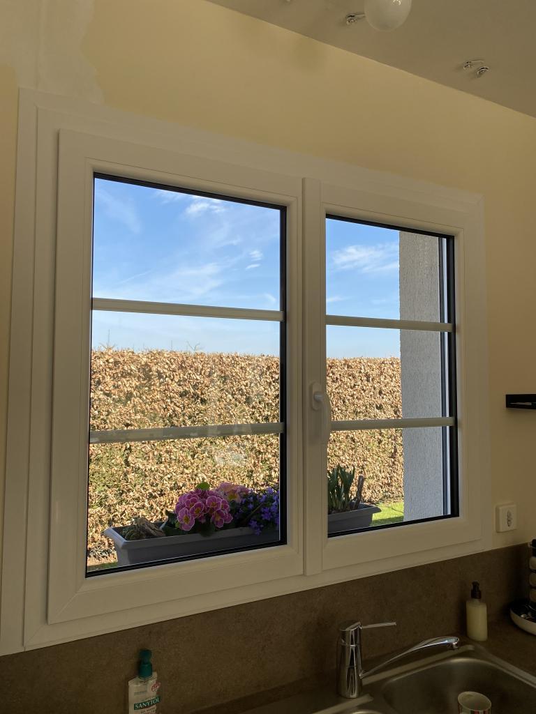Installation de fenêtre PVC -Seine Maritime (76)