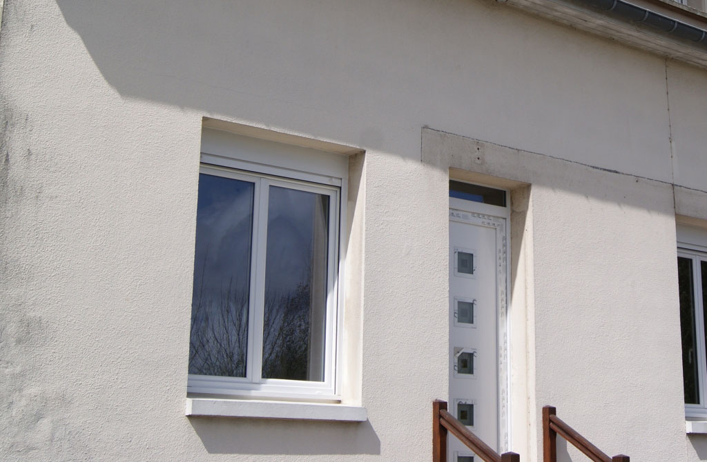 Fenêtres Pvc avec volet roulant intégrés -Seine Maritime (76)