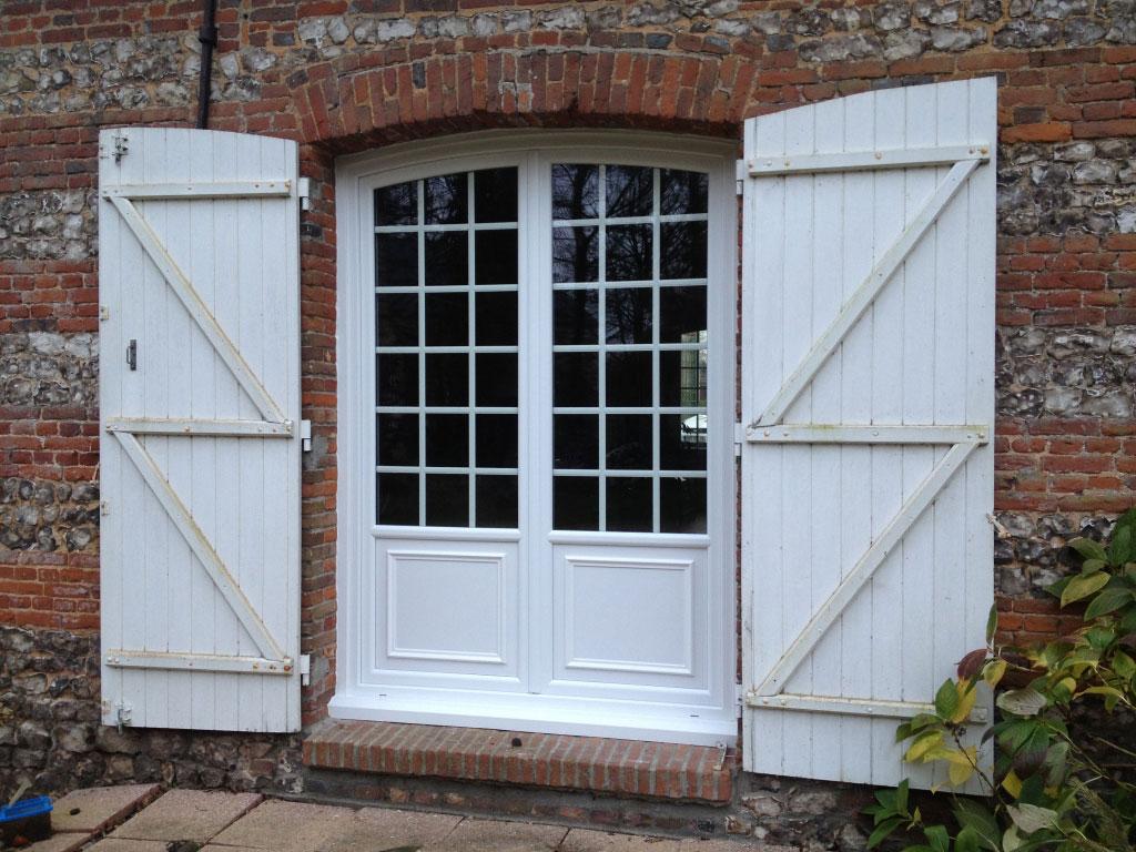 Installation / remplacement , fenêtre pvc et porte aluminium par entreprise de menuiseries Rge , secteur Yerville / Doudeville,  76 seine maritime-Seine Maritime (76)