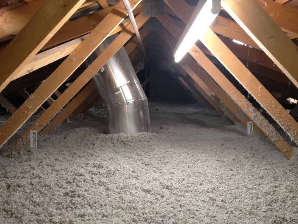 Installation / pose , Isolation de comble perdus en ouate de cellulose par entreprise Rge , secteur Val de saâne / Tôtes,  76 Seine-maritime