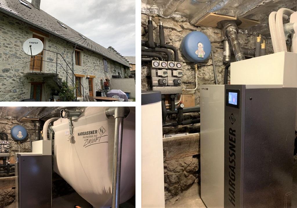 Installateur chaudière bois granulés (pellets) RGE qualibois-Isère (38)