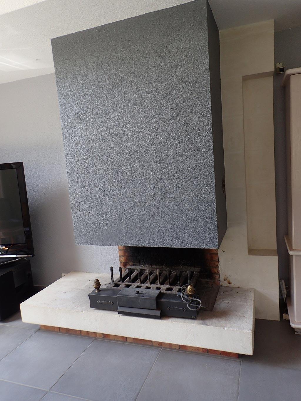 Insert granulés de bois (pellets) de marque MCZ modèle Vivo 90 à Vaulnaveys le Haut  38 Isère