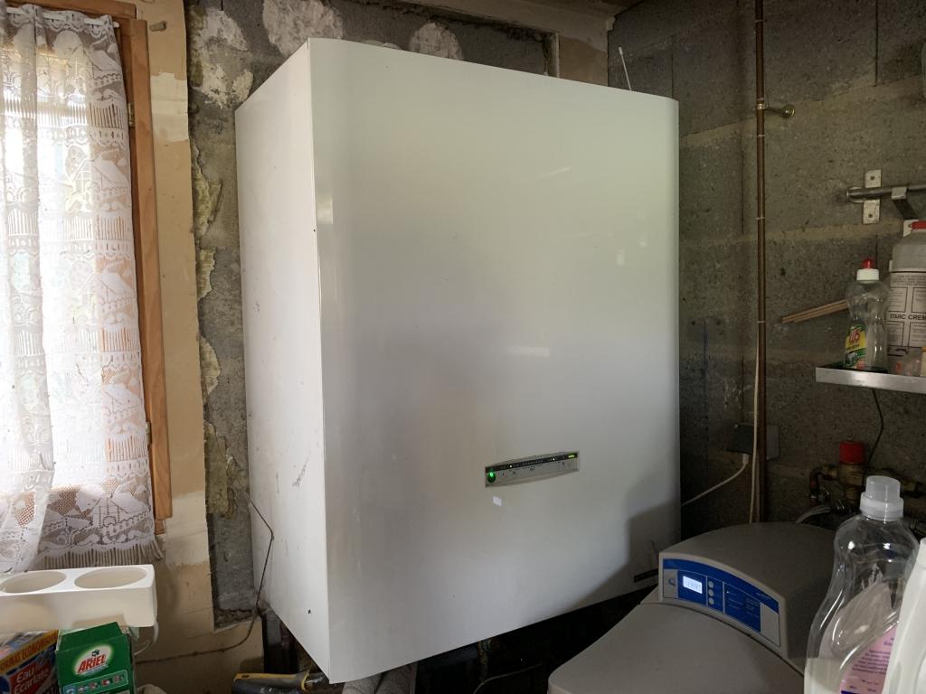 Chaudière Gaz naturel Hydroconfort à condensation Frisquet