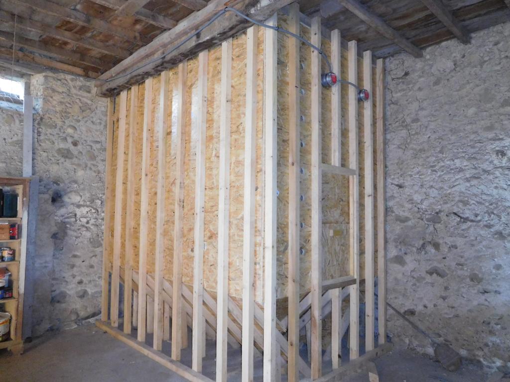 Silo à granulés de bois - chaudière à granulés-Pyrénées Atlantiques (64)