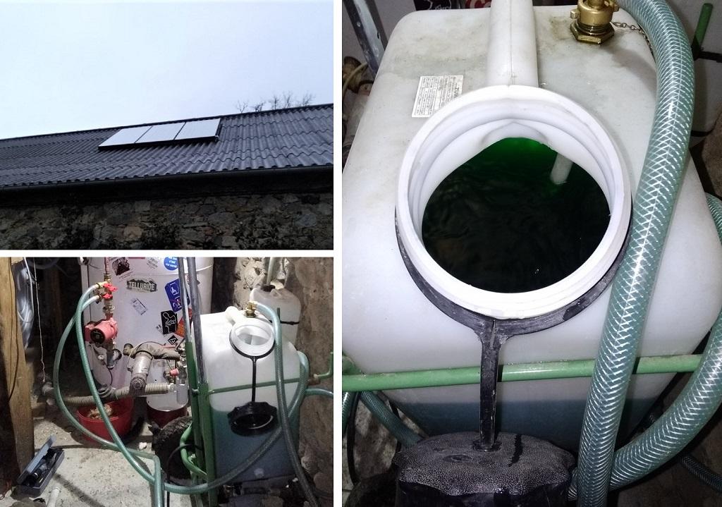Entretien dépanage Chauffe eau solaire (CESI ) Hautes Pyrénées