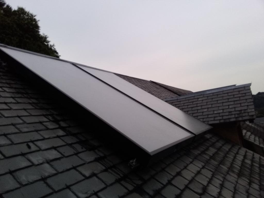 Solaire thermique, chauffe eau solaire - RGE Qualisol