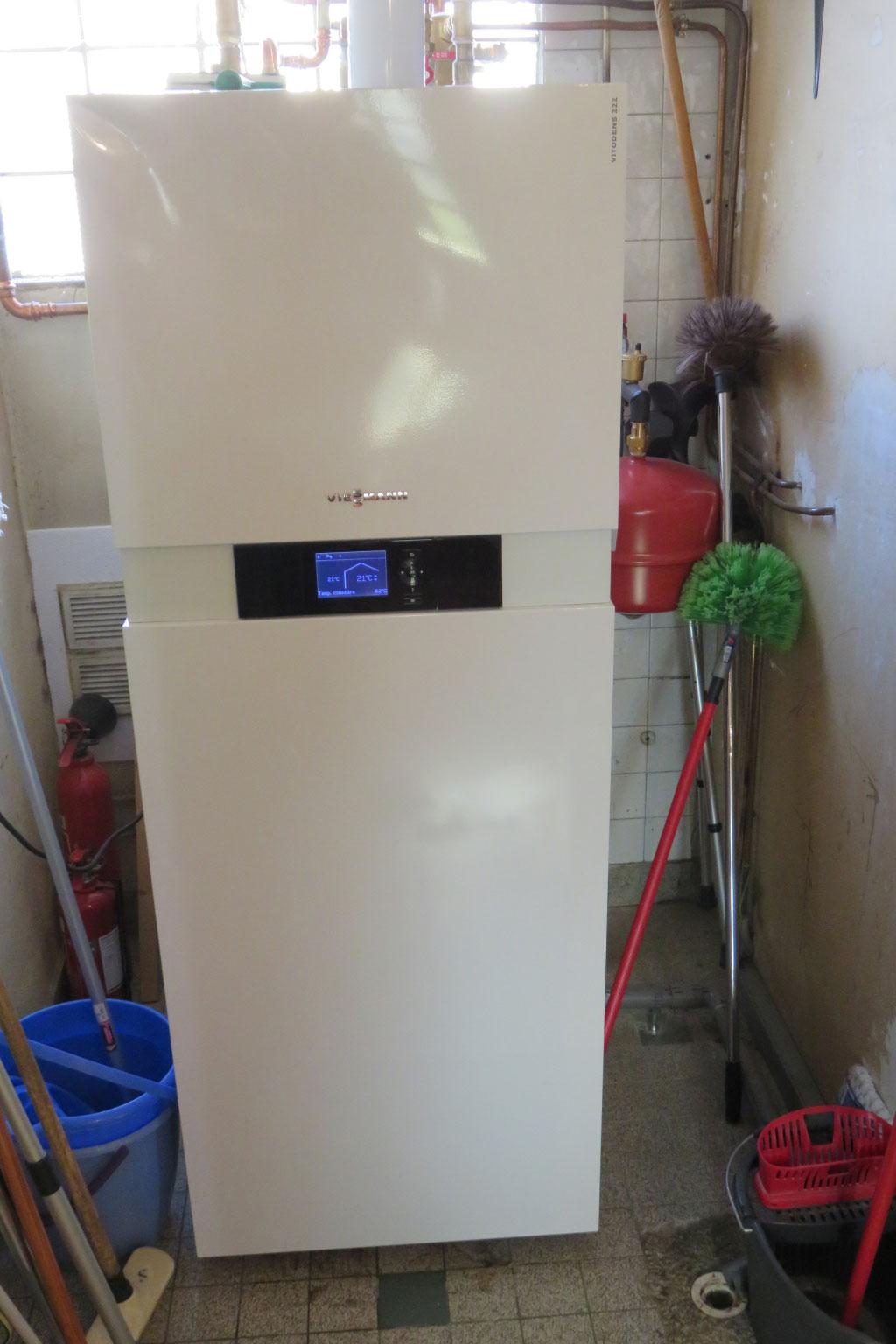 Installation Chaudière À Condensation artisan qualibat isère 38 - installation chaudière gaz