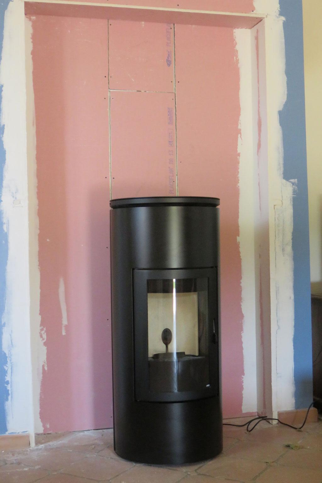 artisan qualibois rge pose po le granul s de bois pellets mcz tube colombier saugnieu 69. Black Bedroom Furniture Sets. Home Design Ideas