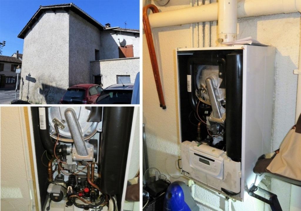 Partenaire GRDF - installateur, Maintenance chaudière gaz à condensation à Nivolas-Vermelle