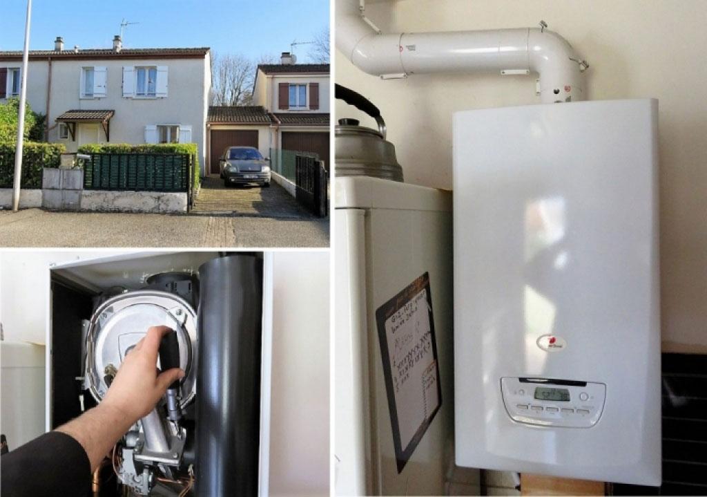 Pose, entretien chaudière gaz à condensation à bourgoin-jallieu - artisan RGE Ecoartisan