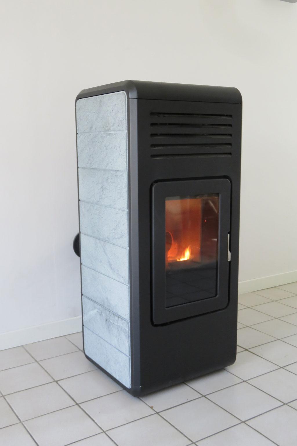 installateur qualibois pose po le granul de bois. Black Bedroom Furniture Sets. Home Design Ideas