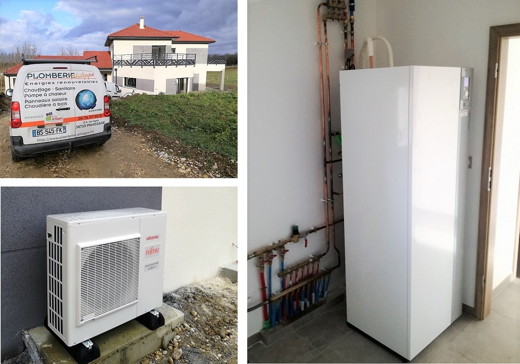 Pompe à Chaleur Migennes ▷ Devis/Prix : Installation PAC Air-Eau, Aerothermie