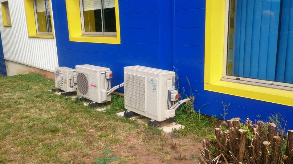 Climatisation réversible (PAC air/air) de marque Kaysun
