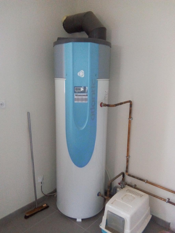 Chauffe eau Thermodynamique de marque ATLANTIC