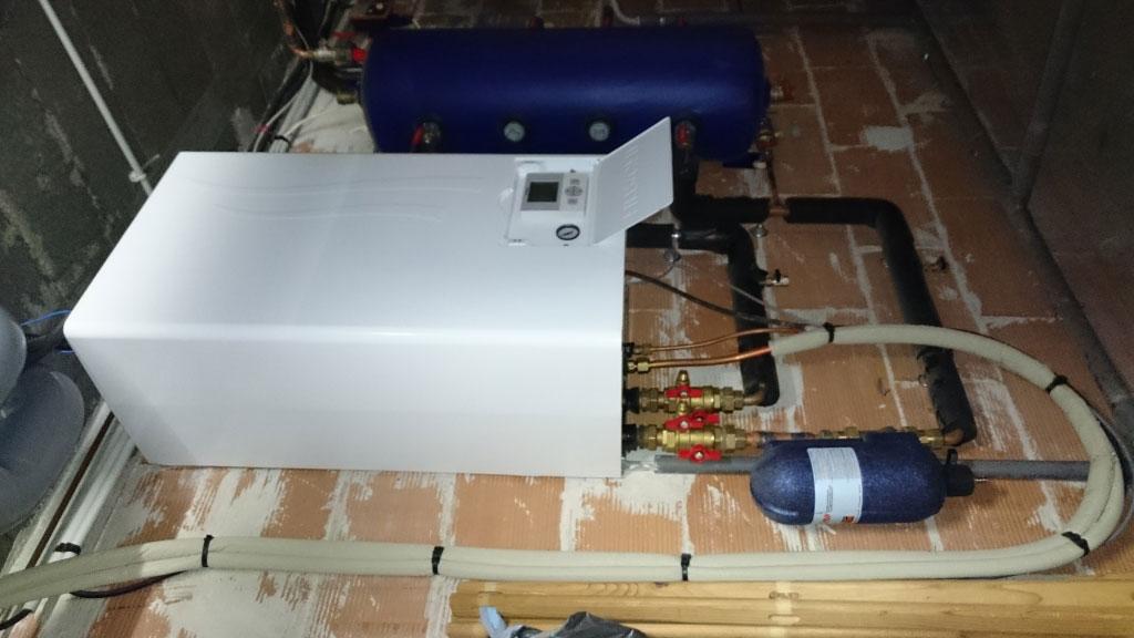 Pompe a chaleur (PAC) Air Eau (Aérothermie) HITACHI
