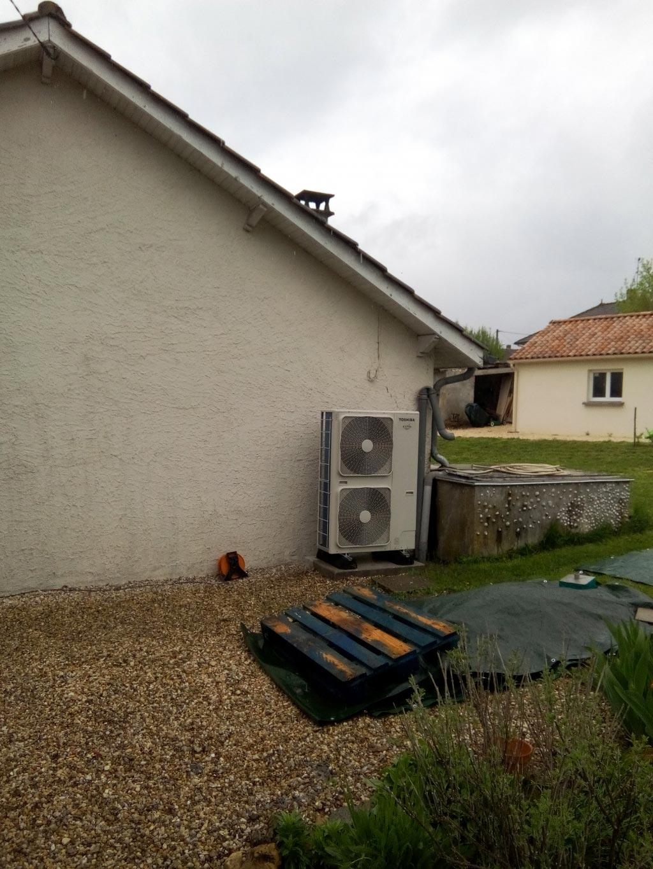 Désembouage d\'un réseau de radiateurs