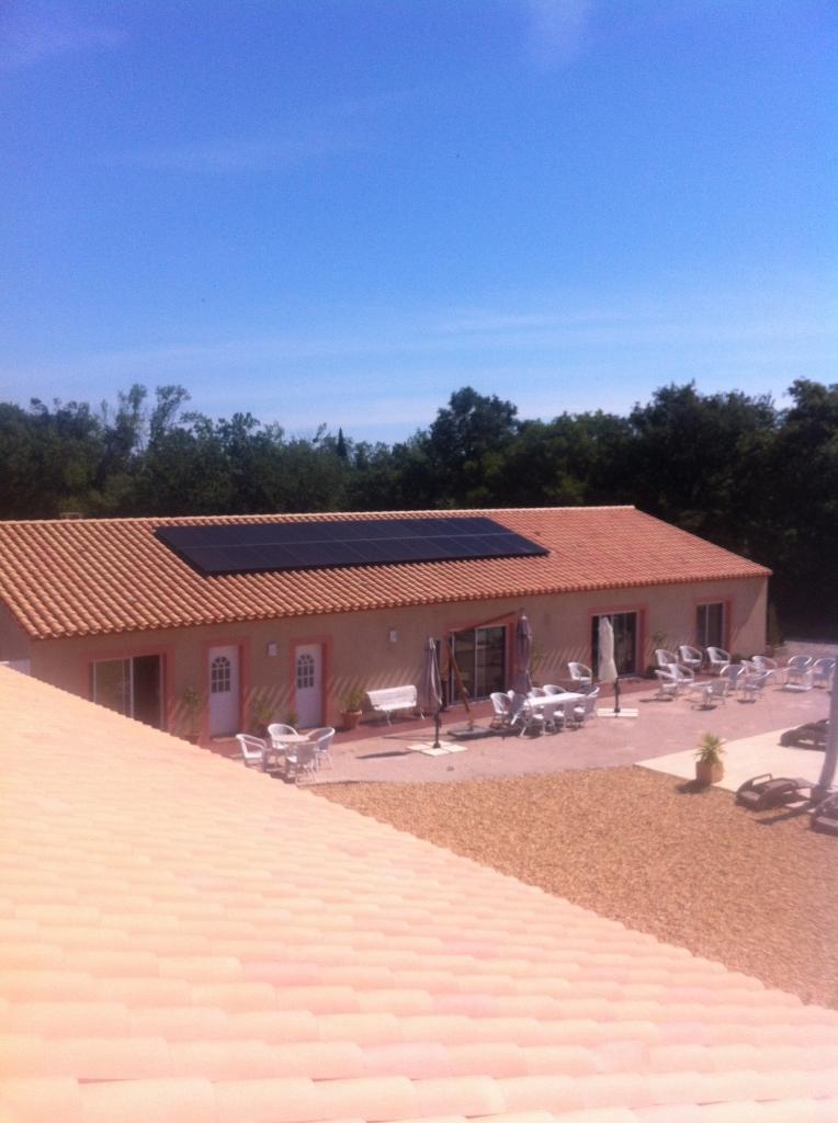 Centrale photovoltaïqueen auto consommation-Pyrénées Orientales (66)