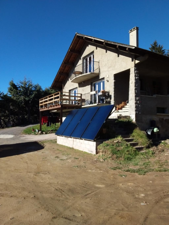 Installation d'un Système Solaire Combiné