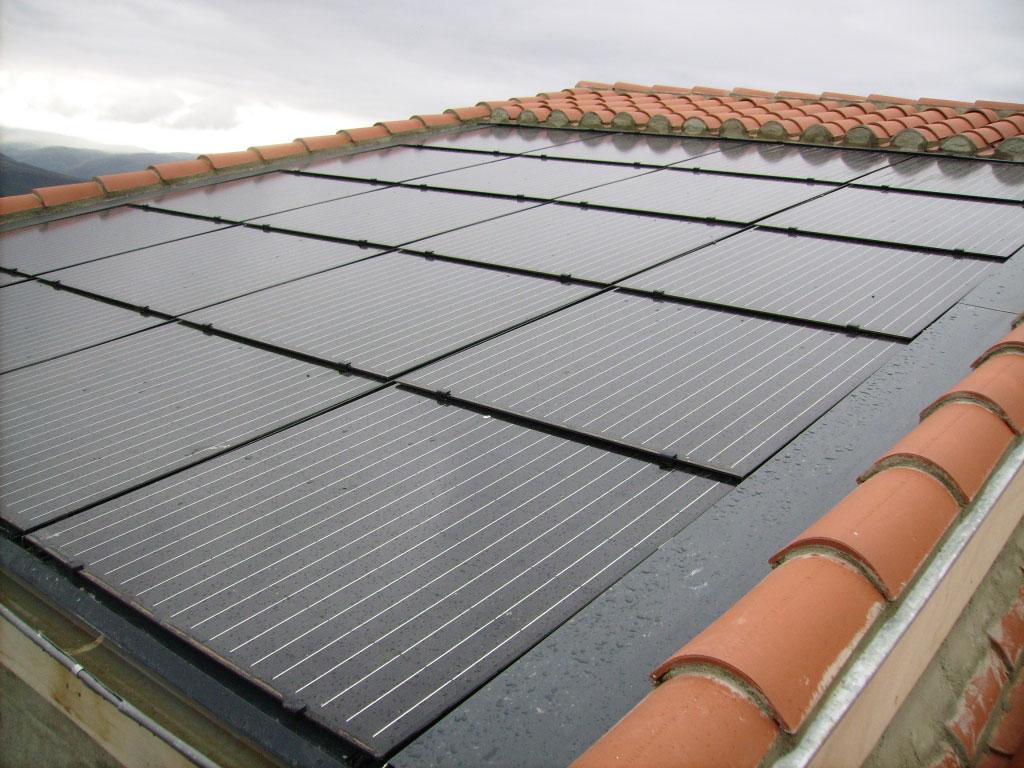 Mise en place d'une centrale photovoltaïque France Watts à Fillols 66 Pyrénées-Orientales-Pyrénées Orientales (66)