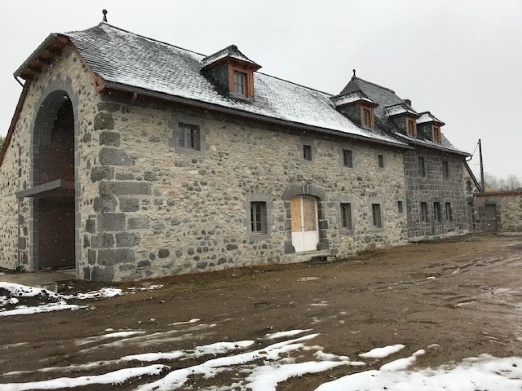 Pompe à chaleur géothermie dans une maison d'habitation 15 Cantal Auvergne