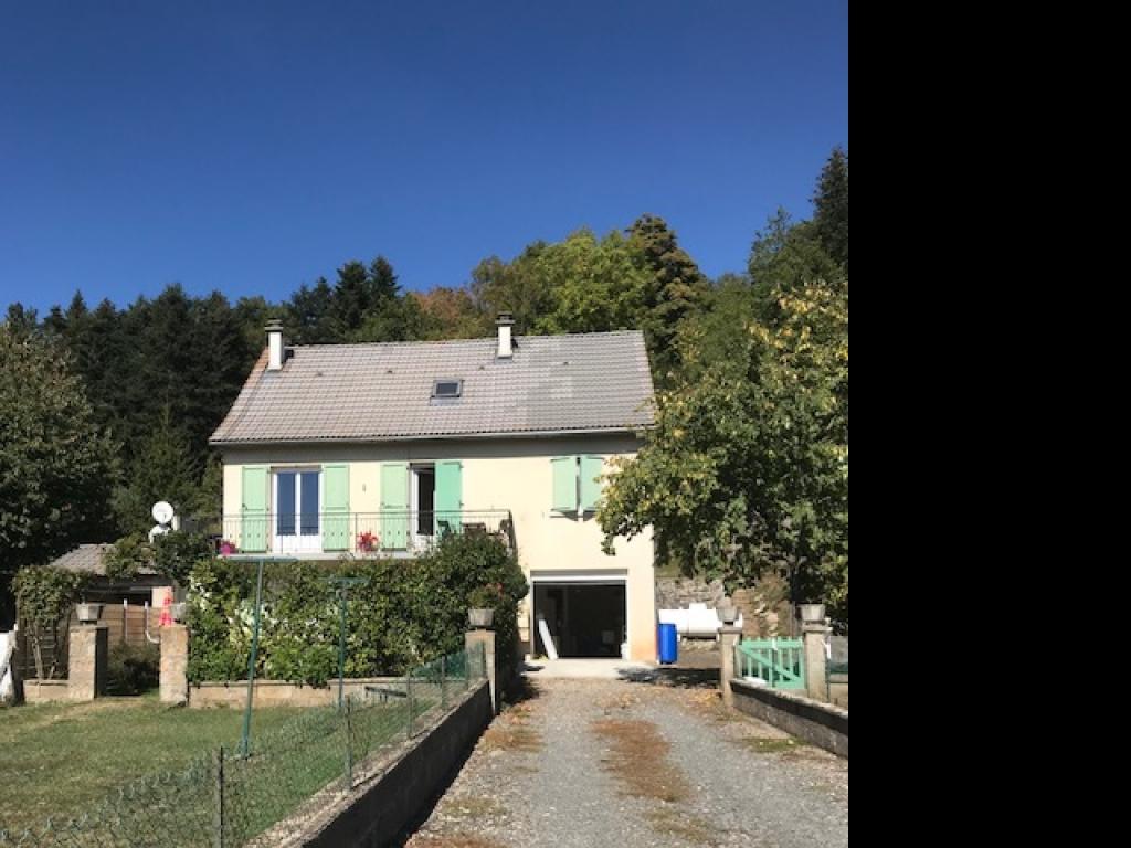 Chaudière à granulés de bois HARGASSNER à Les Ternes Cantal