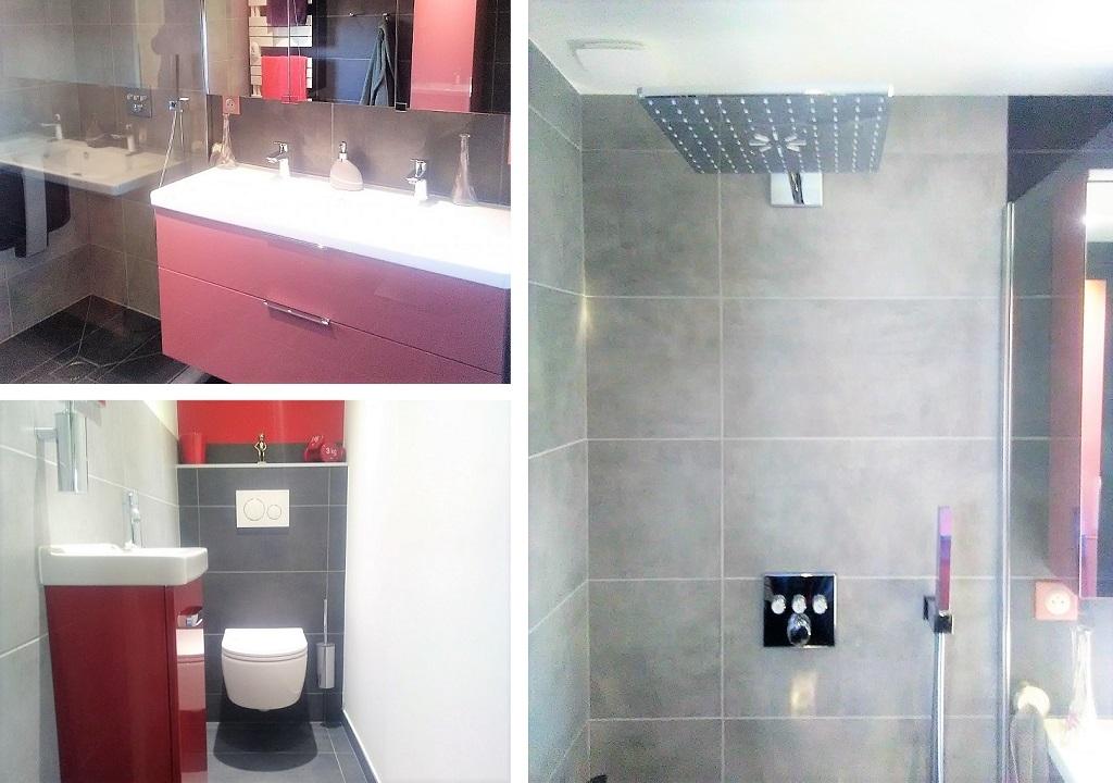 Ets Blanchon - Réfection d\'une salle de bain avec WC ...