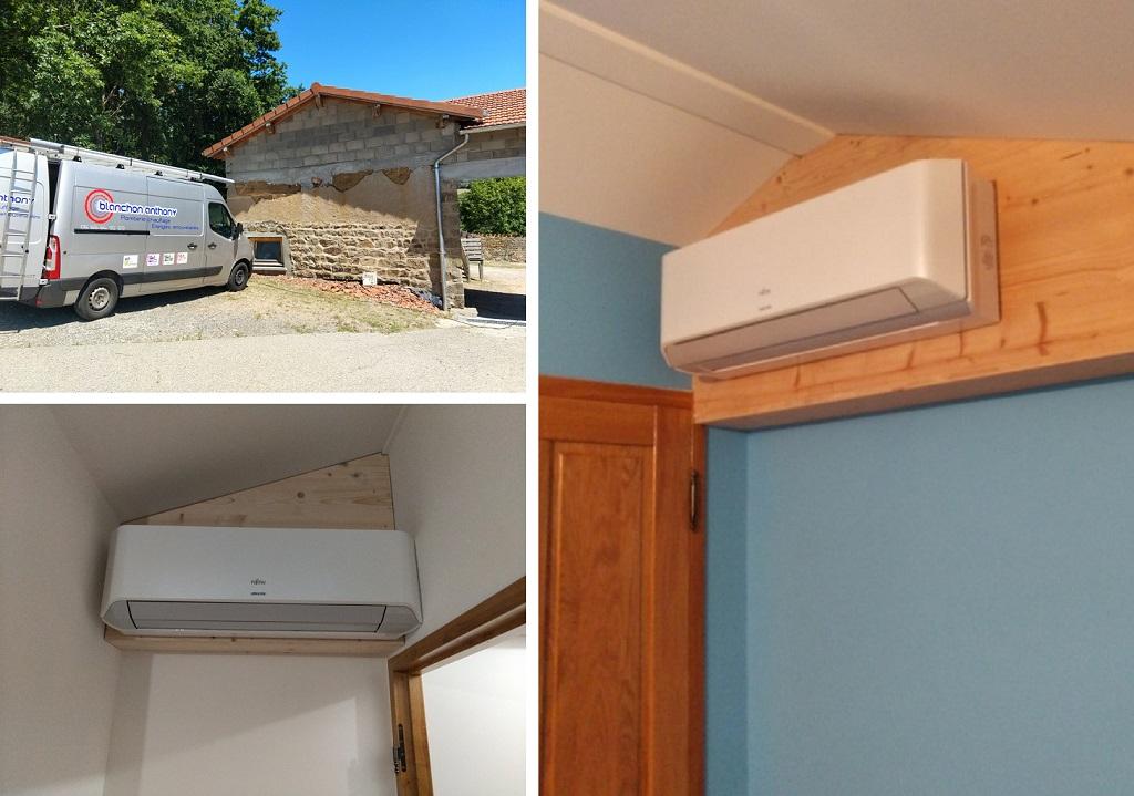Installateur RGE Qualipac - installation climatisation réversible-Rhône (69)