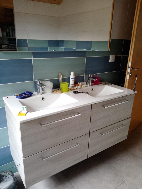 Création d'une salle de bains