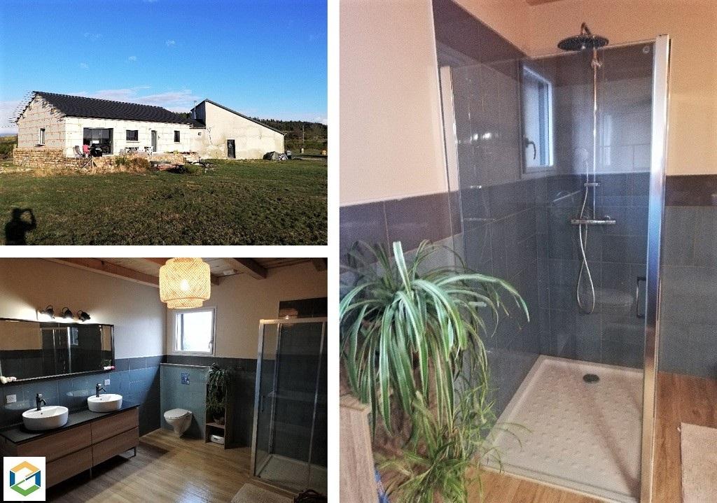 Création d'une salle de bains-Ardèche (07)