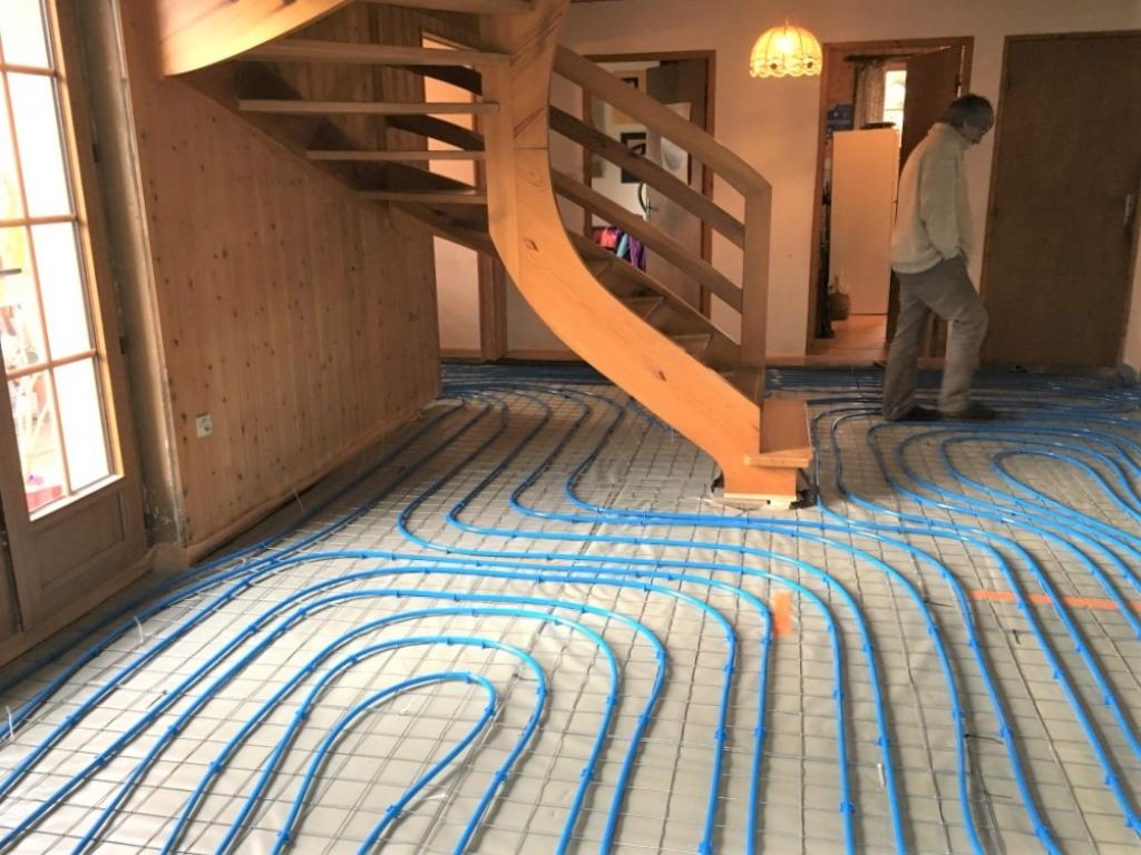Carrelage Sur Plancher Chauffant Basse Temperature ets bato - plancher chauffant eau basse température
