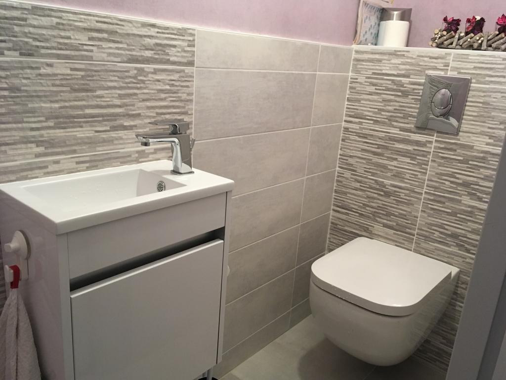 Rénovation d'une salle de bain à Arches (Vosges)