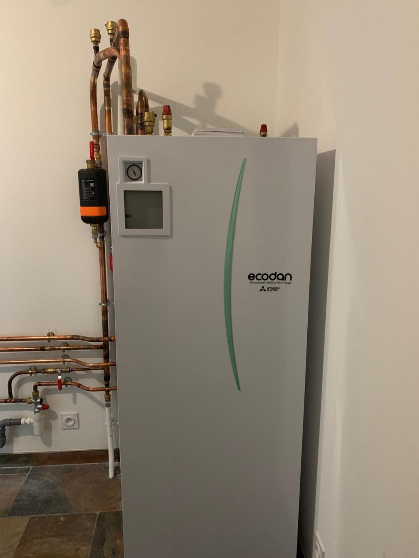 Pompe à chaleur Air/Eau (Qualipac RGE)