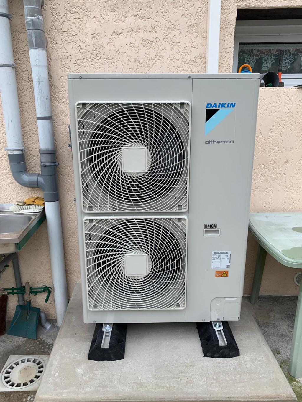 Entreprise installateur PAC - Pompe à chaleur Air/Eau (Qualipac RGE)