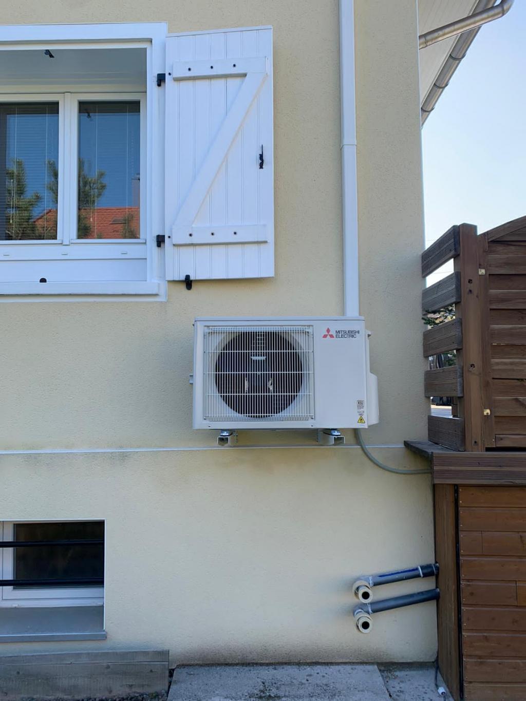 Entreprise climatisation (PAC) QUALIPAC RGE