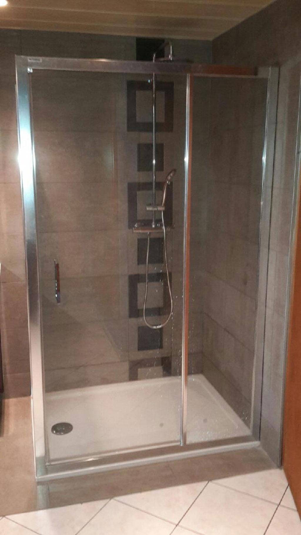 Rénovation d'une douche à Saint Remimont 54740