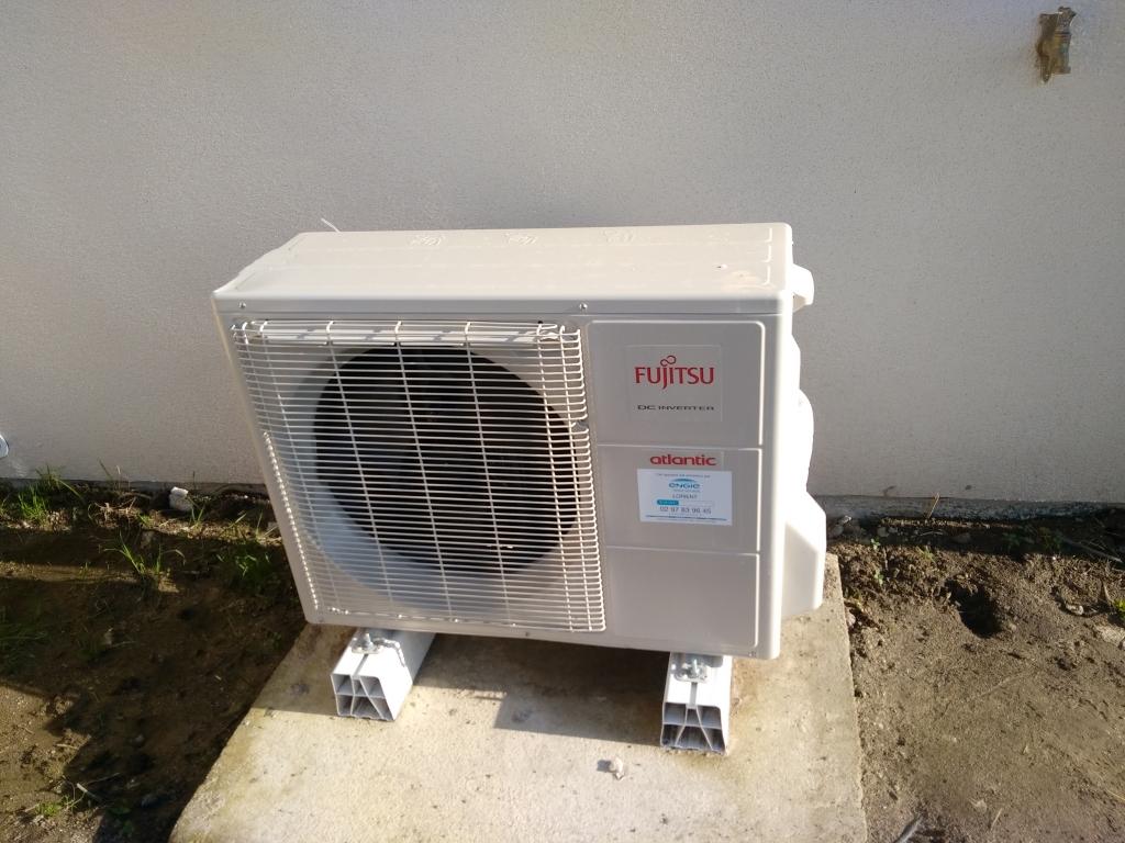 Pompe à Chaleur Saint-Avold → Devis/Coût : Installation PAC Air-Eau, Aerothermie