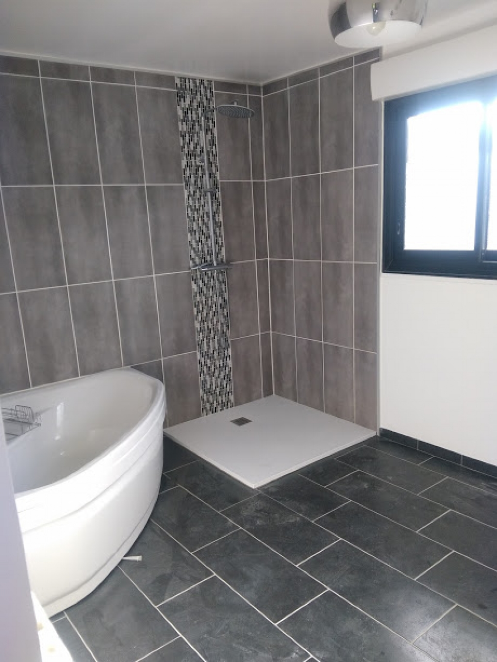 Rénovation salle de bain douche Pont-Scorff Morbihan - PONT ...