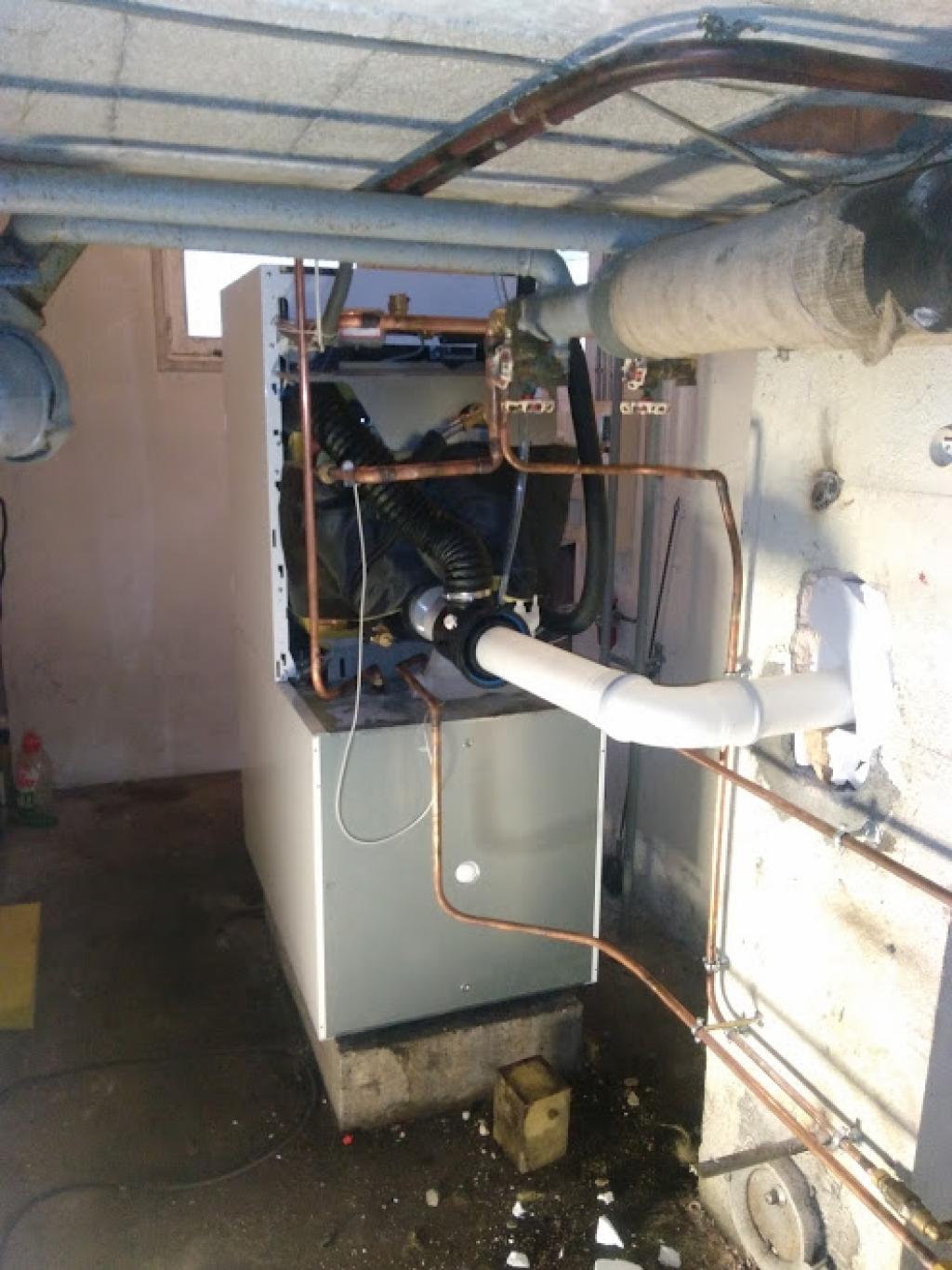 Installation Chaudière À Condensation vente et pose chaudière de dietrich fuel condensation