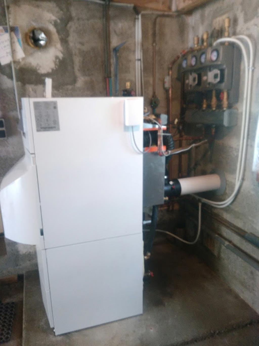 Installation Chaudière À Condensation vente installation chaudière fuel condensation de dietrich