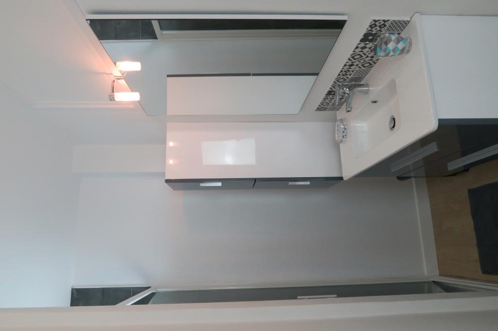 rénovation salles de bain immeuble petits locatif LORIENT