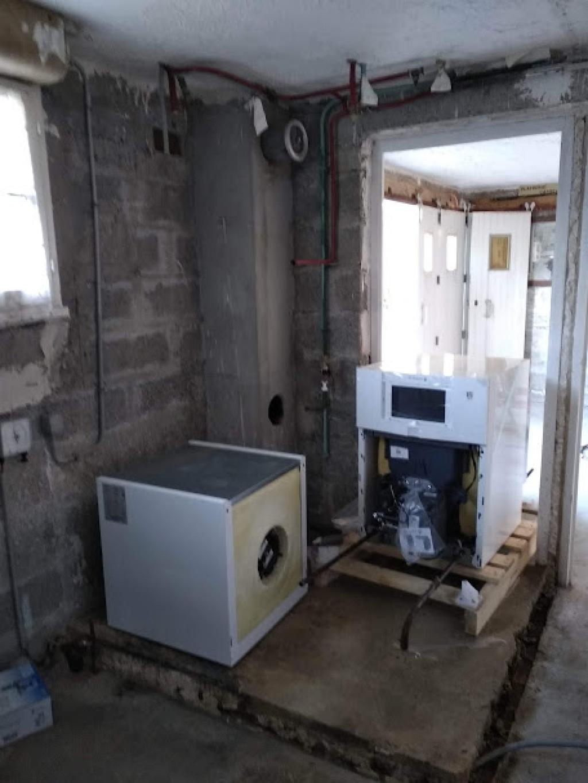 vente et pose chaudière DE DIETRICH condensation 29 CLOHARS CARNOET