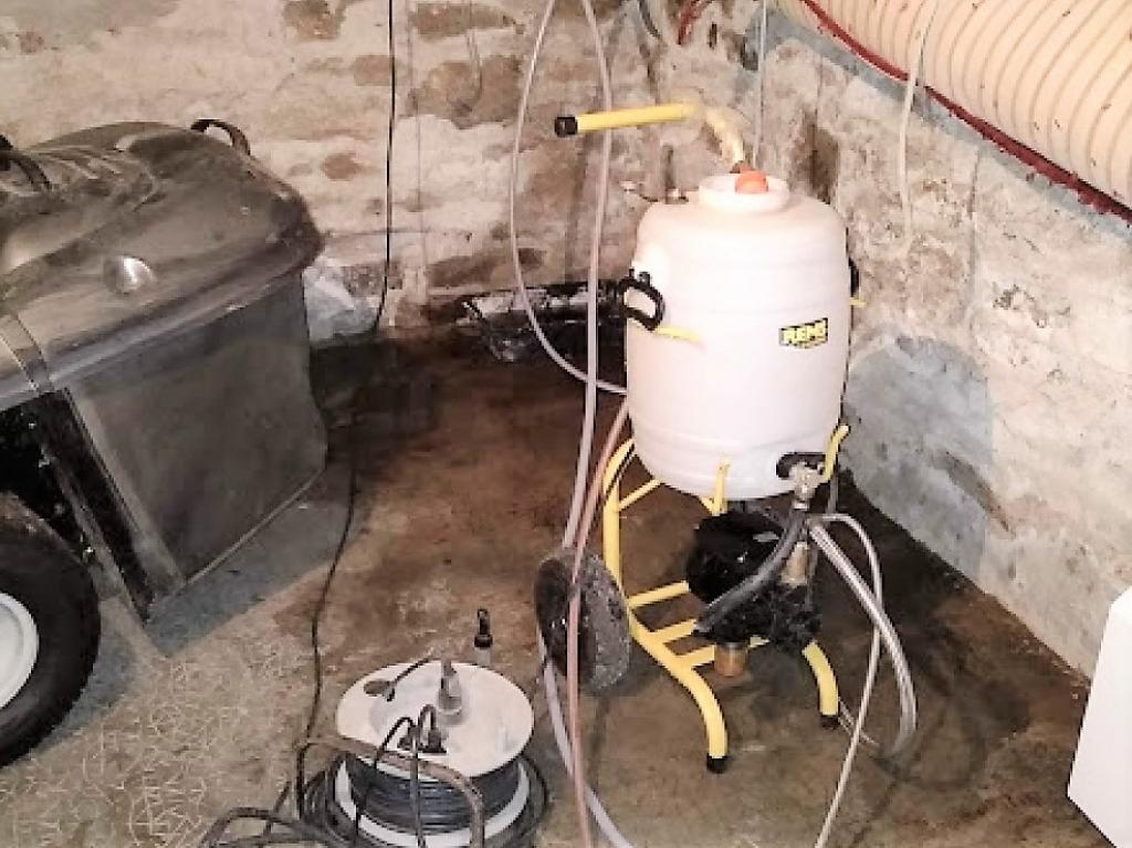 désembouage rinçage circuit radiateur et plancher chauffant
