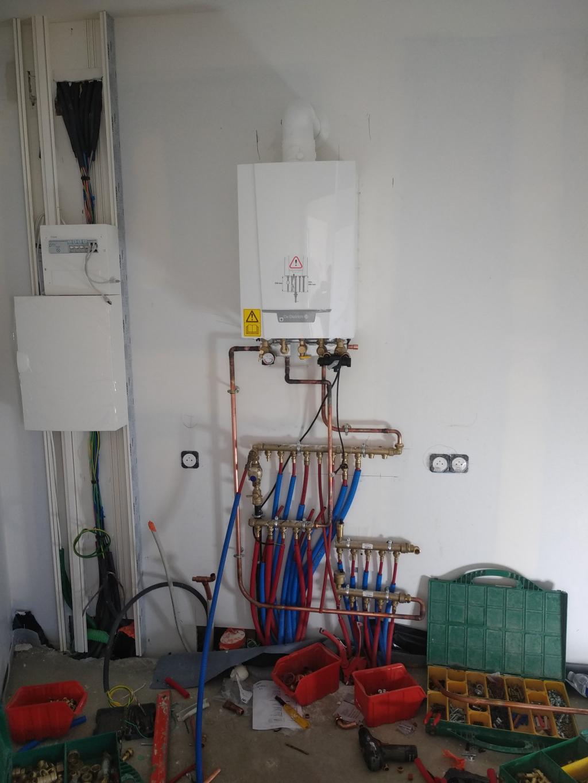 vente et pose chaudière DE DIETRICH condensation 56 PLOEMEUR