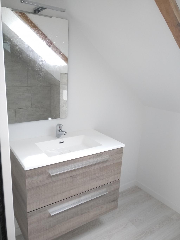 Installation salle de bain rénovation pour gîte-Finistère (29)