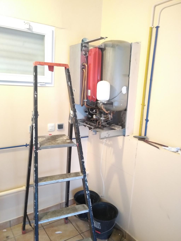 vente et pose chaudière DE DIETRICH condensation 56 HENNEBONT