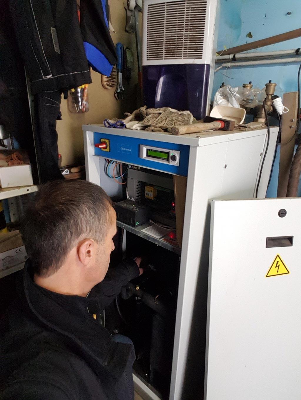 Dépannage pompe à chaleur Géothermique Finistère