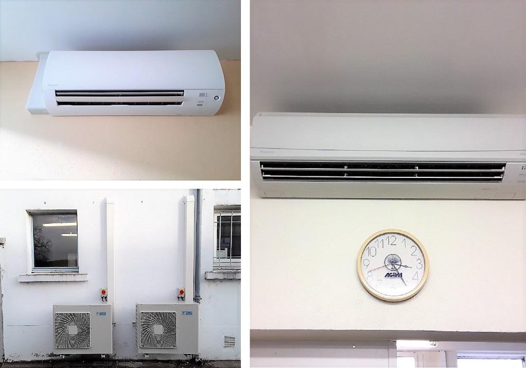 Climatisation réversible multisplit Daikin dans des bureaux-Cher (18)