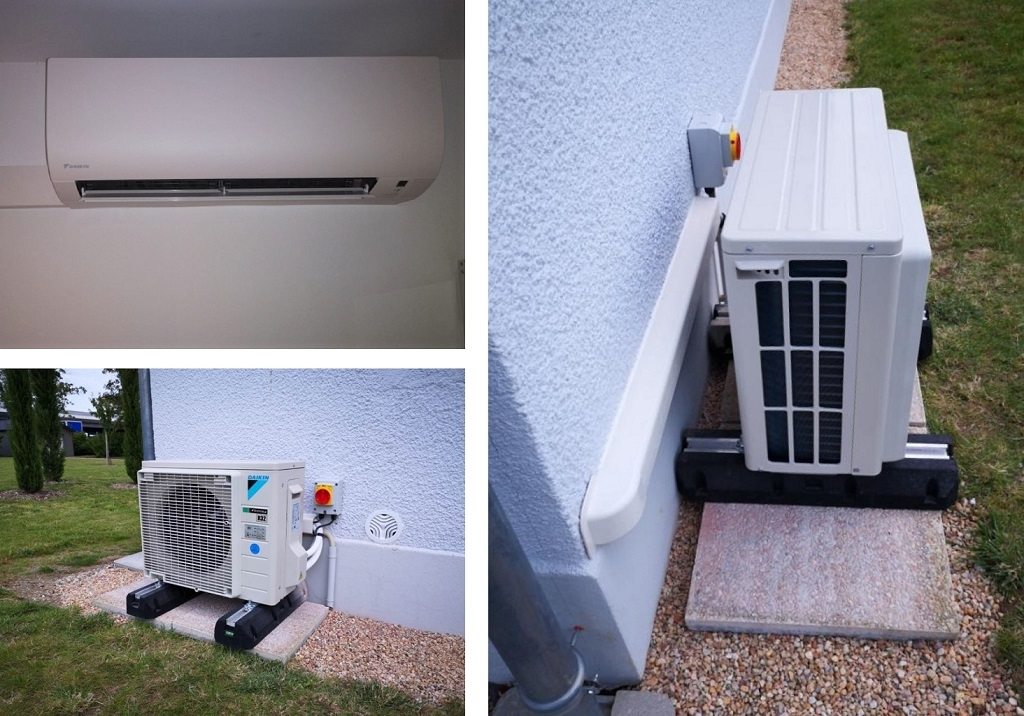 Climatisation local serveur R32 - RGE Qualipac-Cher (18)